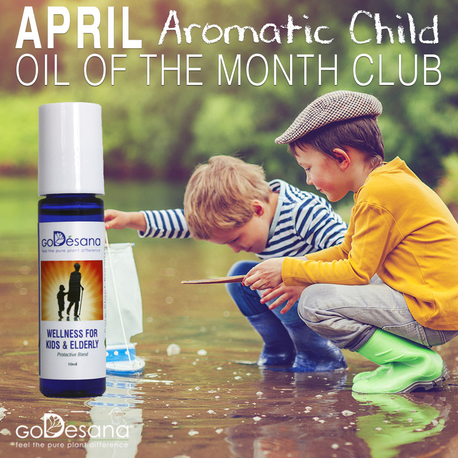 Oil Of The Month Intro Pack