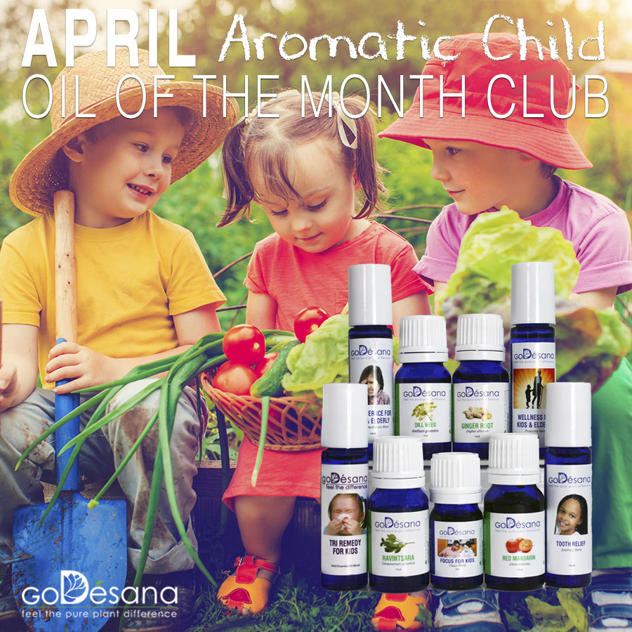 Oil Of The Month Signature Pack