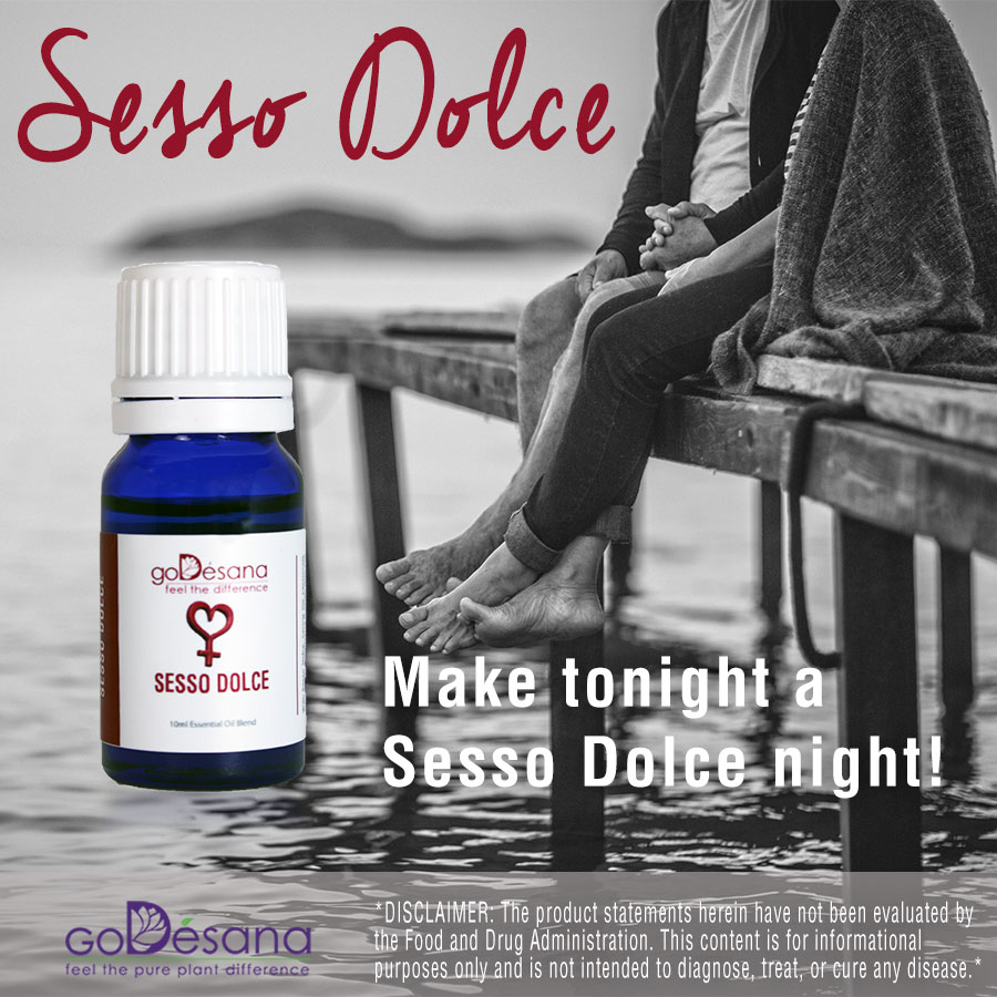 Sesso Dolce Essential Oil Blend