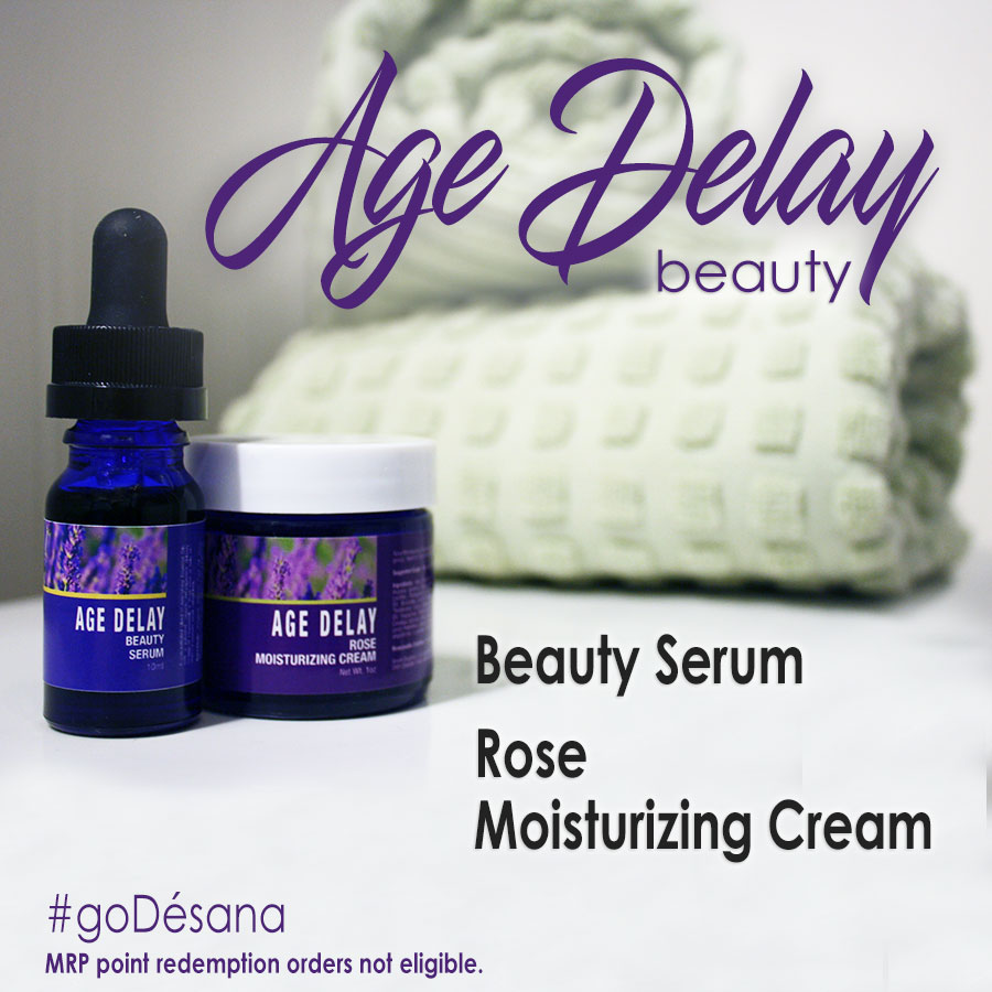 Beauty Serum & Rose Moisturizing Cream Daily Deal