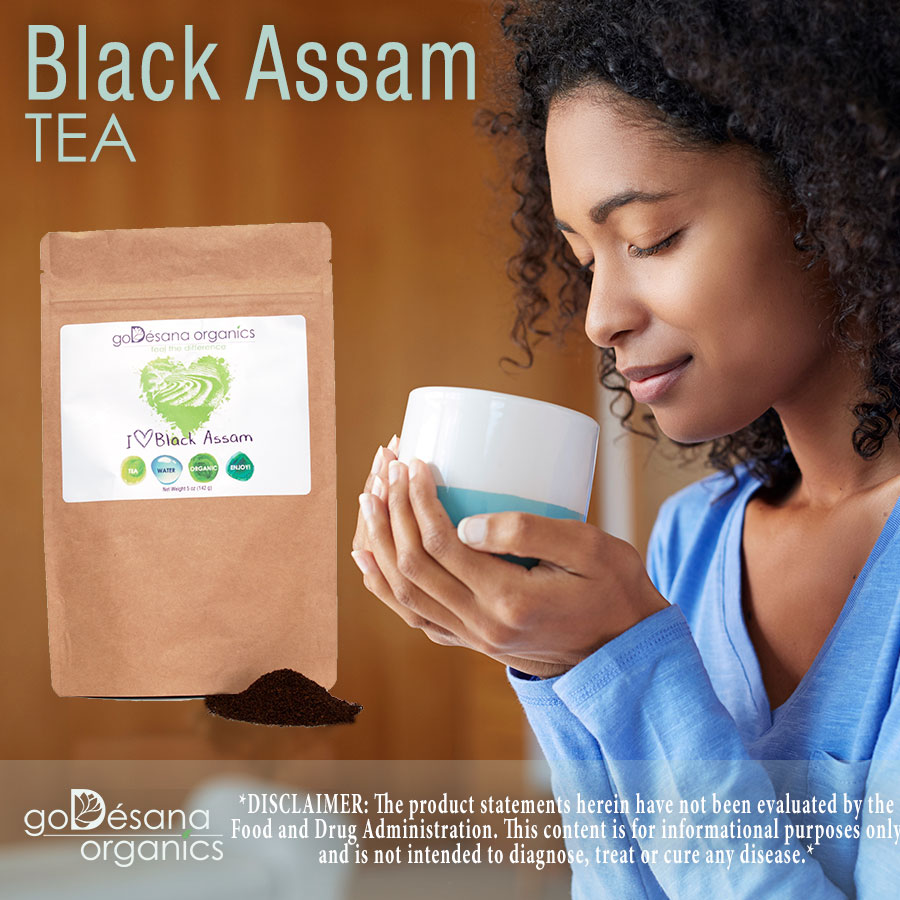 Black Assam Tea