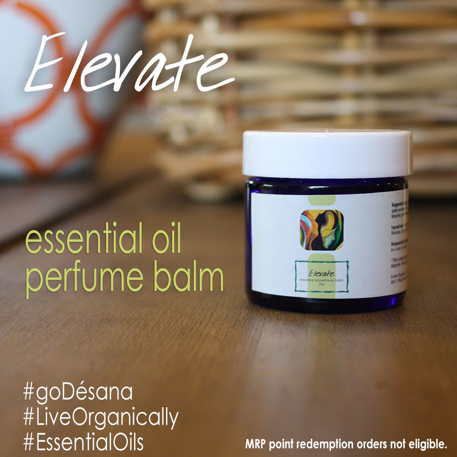 Elevate Perfume Balm Daily Deal