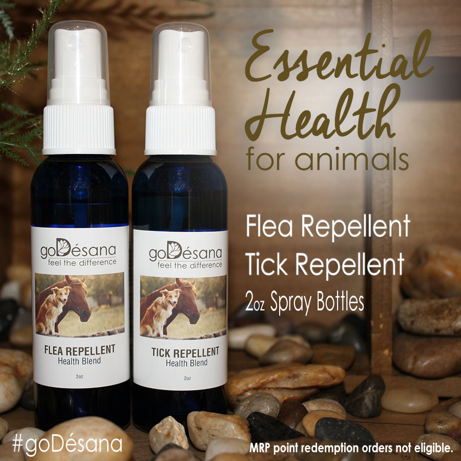 Essential Health For Animals Flea & Tick Repellent
