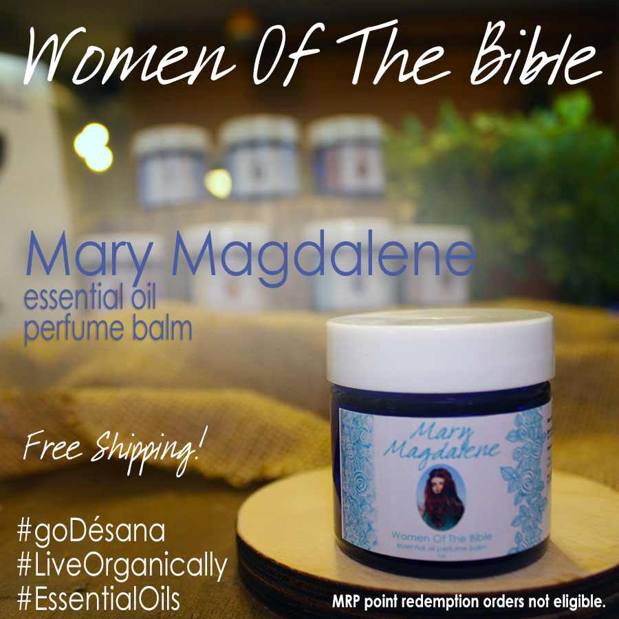 Mary Magdalene Perfume Balm Daily Deal