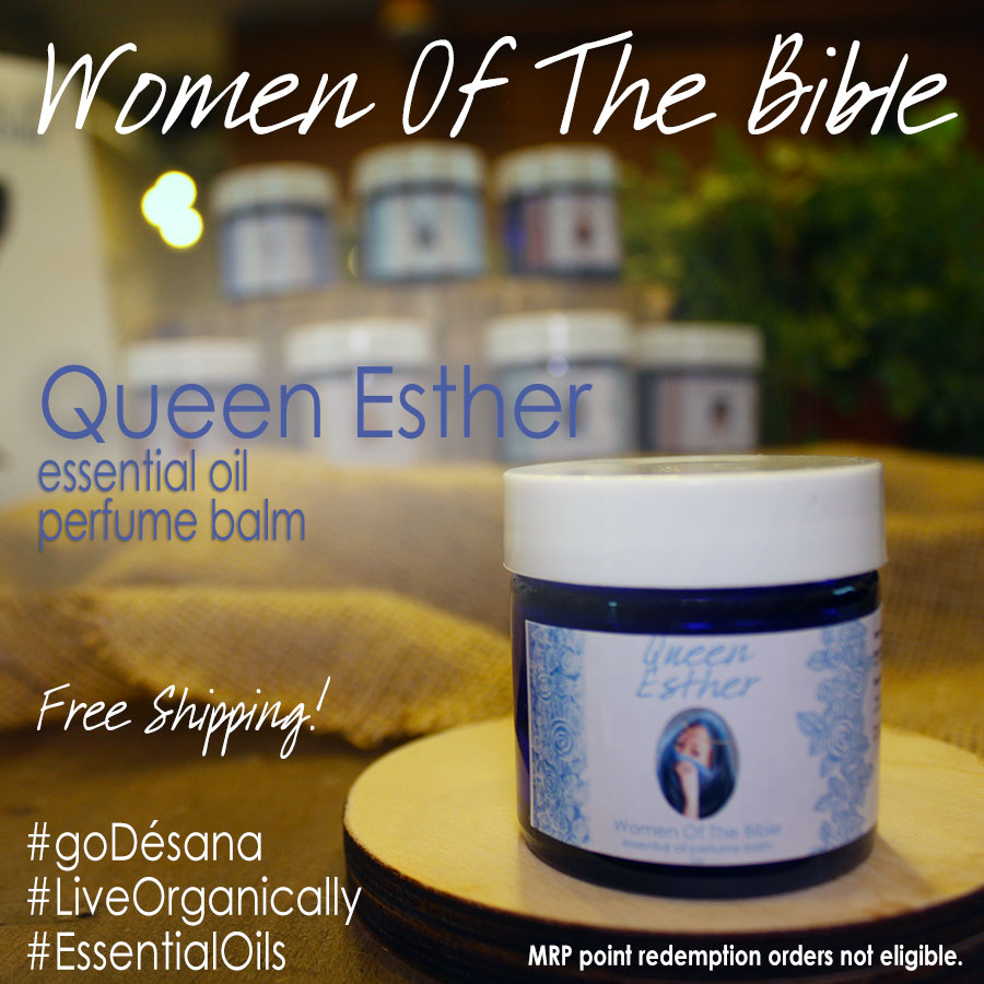 Queen Esther Perfume Balm Daily Deal