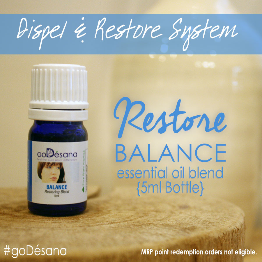 Restore Balance Daily Deal