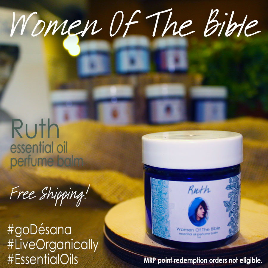 Ruth Perfume Balm Daily Deal