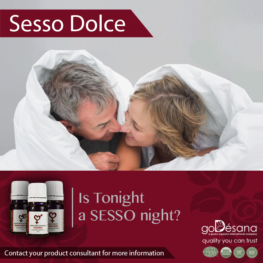 Sesso Dolce Essential Oil Blend Social Media Image