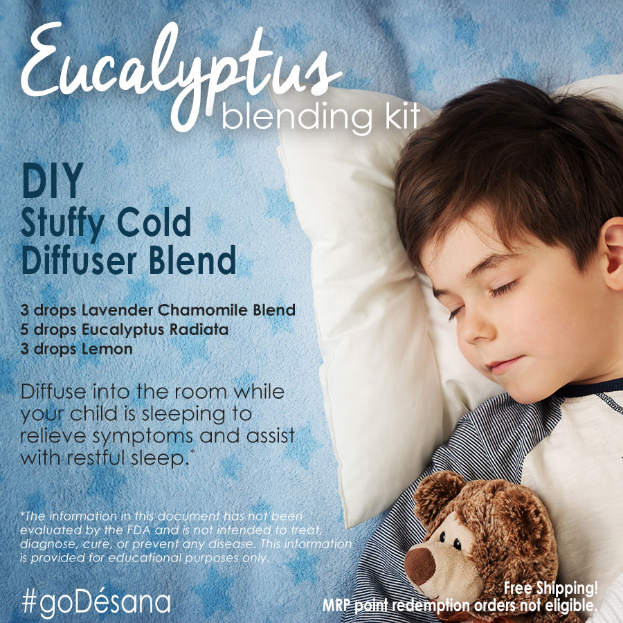 Eucalyptus Blending Kit Daily Deal