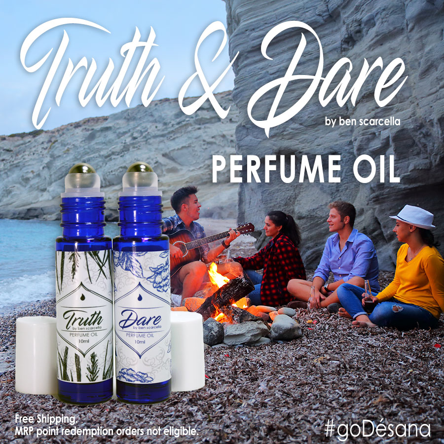 Truth & Dare Perfume Oil Daily Deal