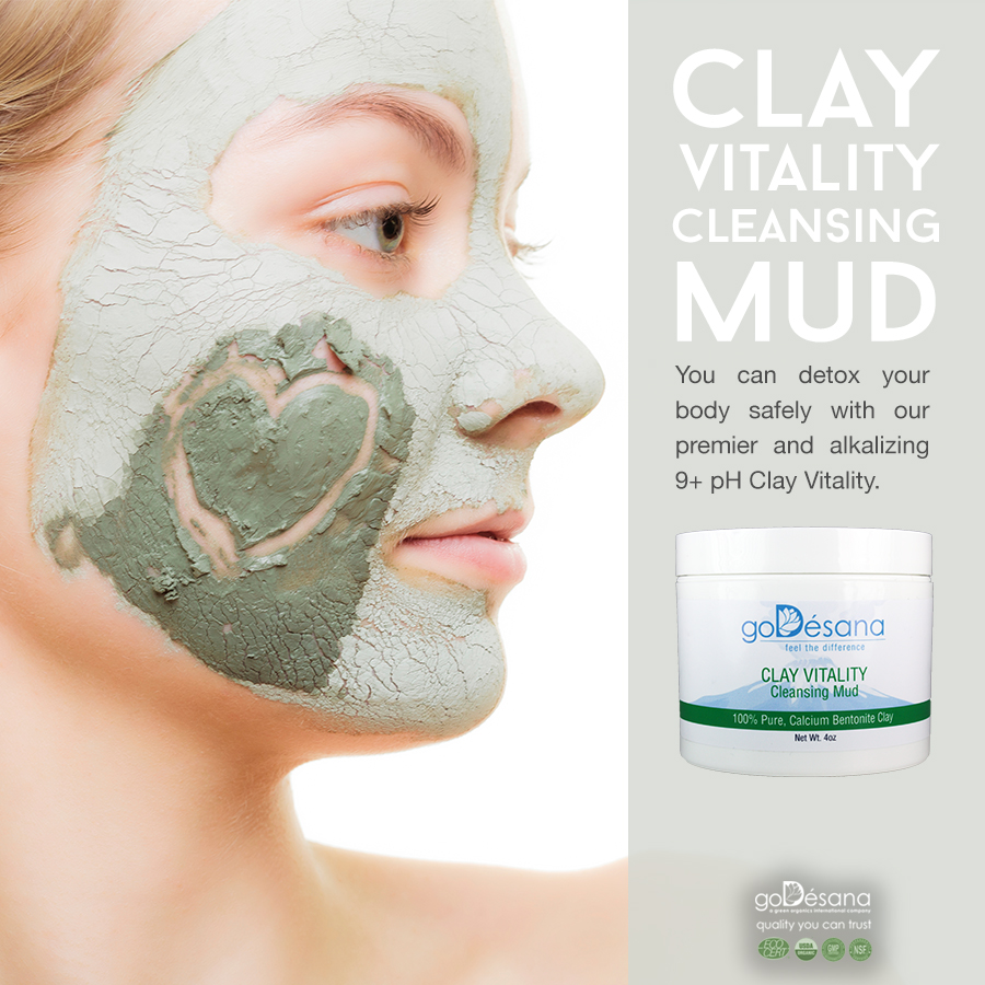 Clay Vitality Cleansing Mud