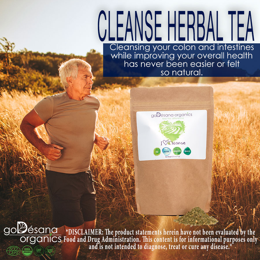 Cleanse Herbal Tea