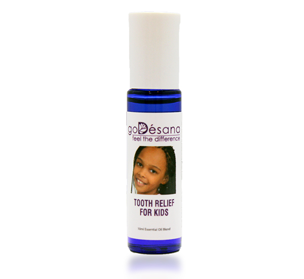 Tooth Relief for Kids Essential Oil Blend