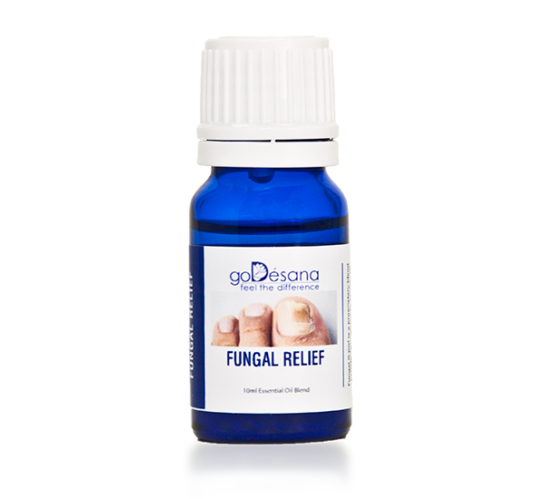 Fungal Relief Essential Oil Blend