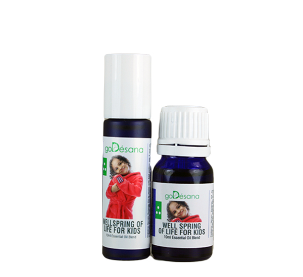 Well Spring of Life for Kids Essential Oil Blend
