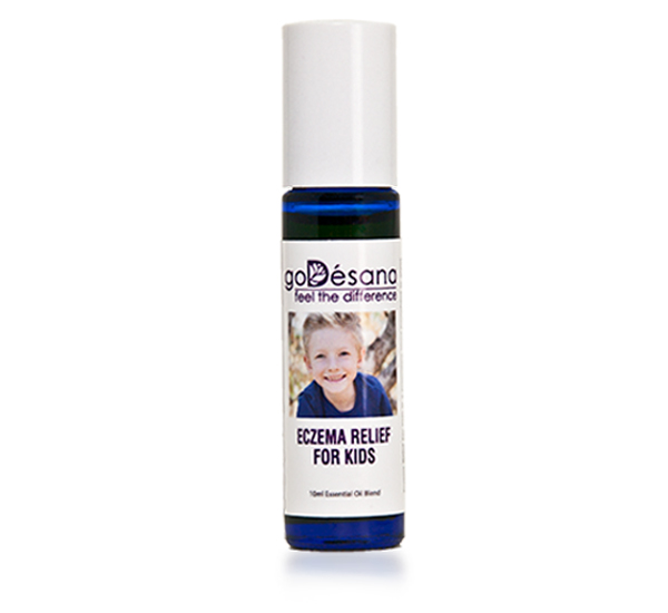 Eczema Relief for Kids Essential Oil Blend