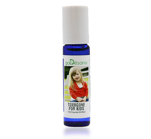 Toxbgone for Kids Essential Oil Blend