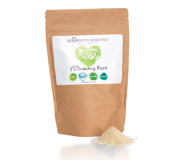 Gingseng Root Powder