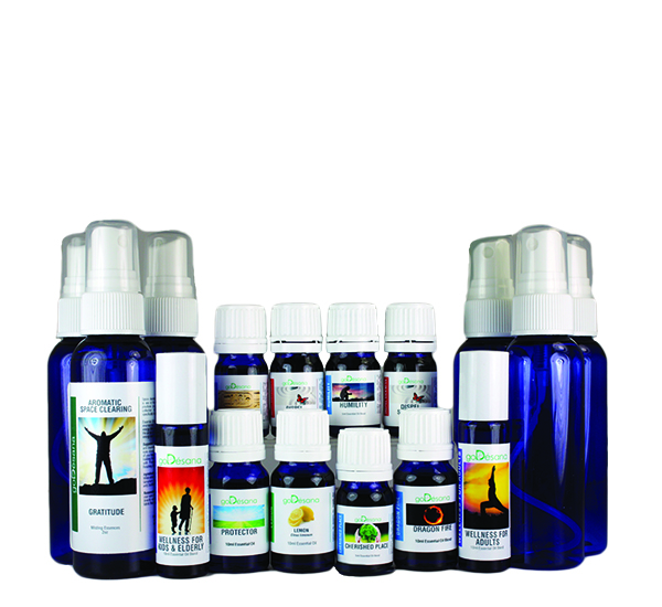Oil of The Month S.A.T. Pack