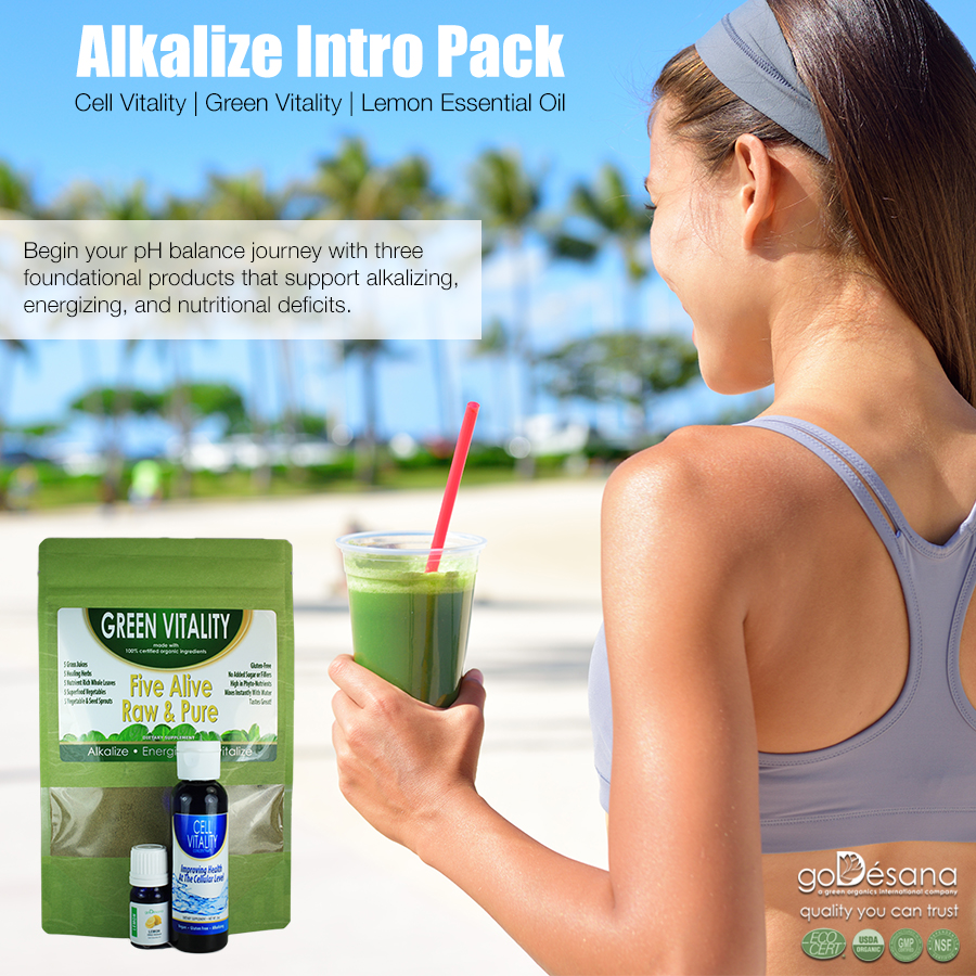 Alkalize Intro Pack