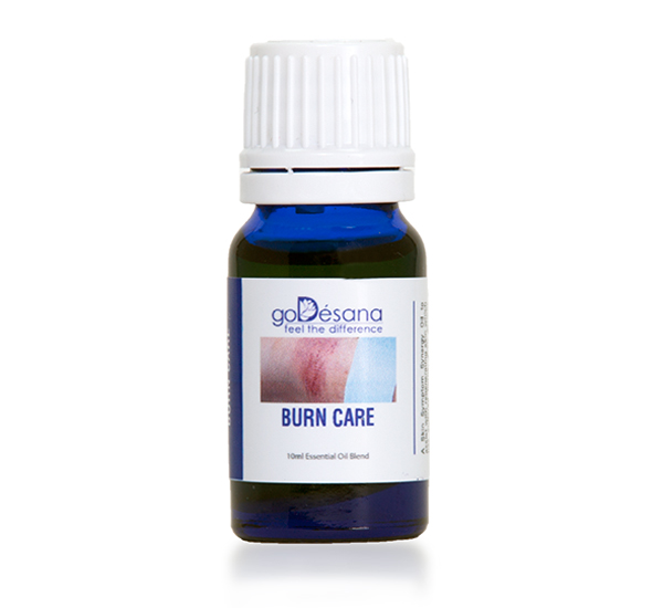 Burn Care Essential Oil Blend