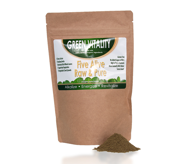 Green Vitality Superfood Blend