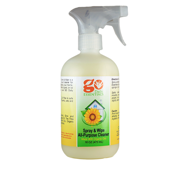 Home - Spray & Wipe Cleaner