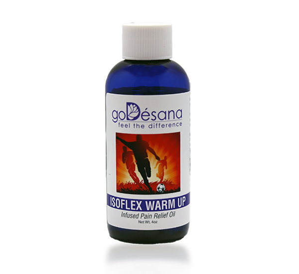 IsoFlex Warm Up Essential Oil Blend
