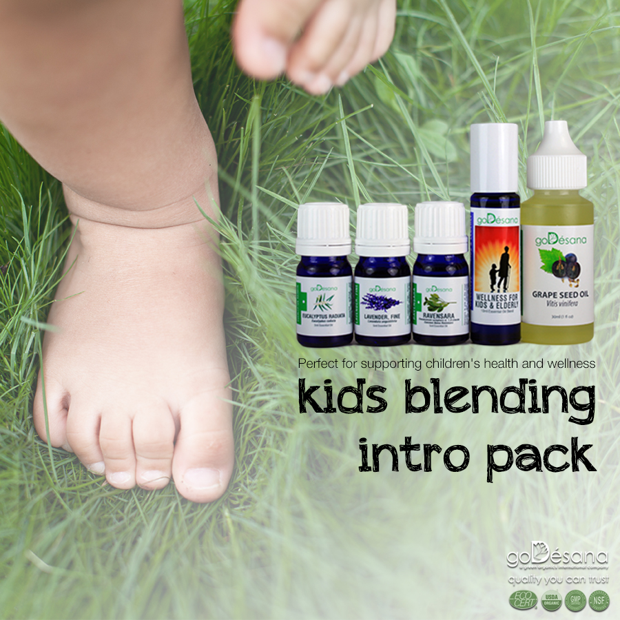 Kids Blending Intro Pack